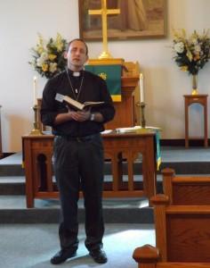 Pastor Bret Jenkins