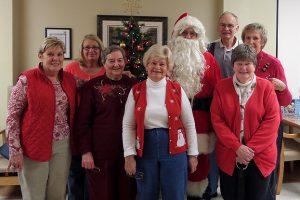 Social Ministry at Christmas
